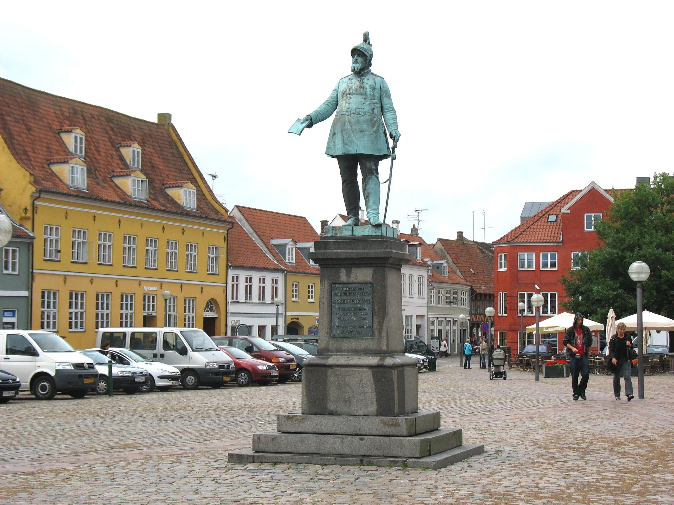 Køge city